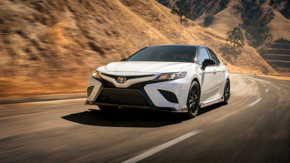 47 Best 2020 All Toyota Camry Spy Shoot