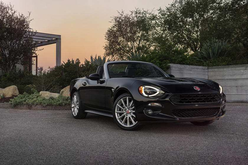 47 Best 2020 Fiat Spider Interior