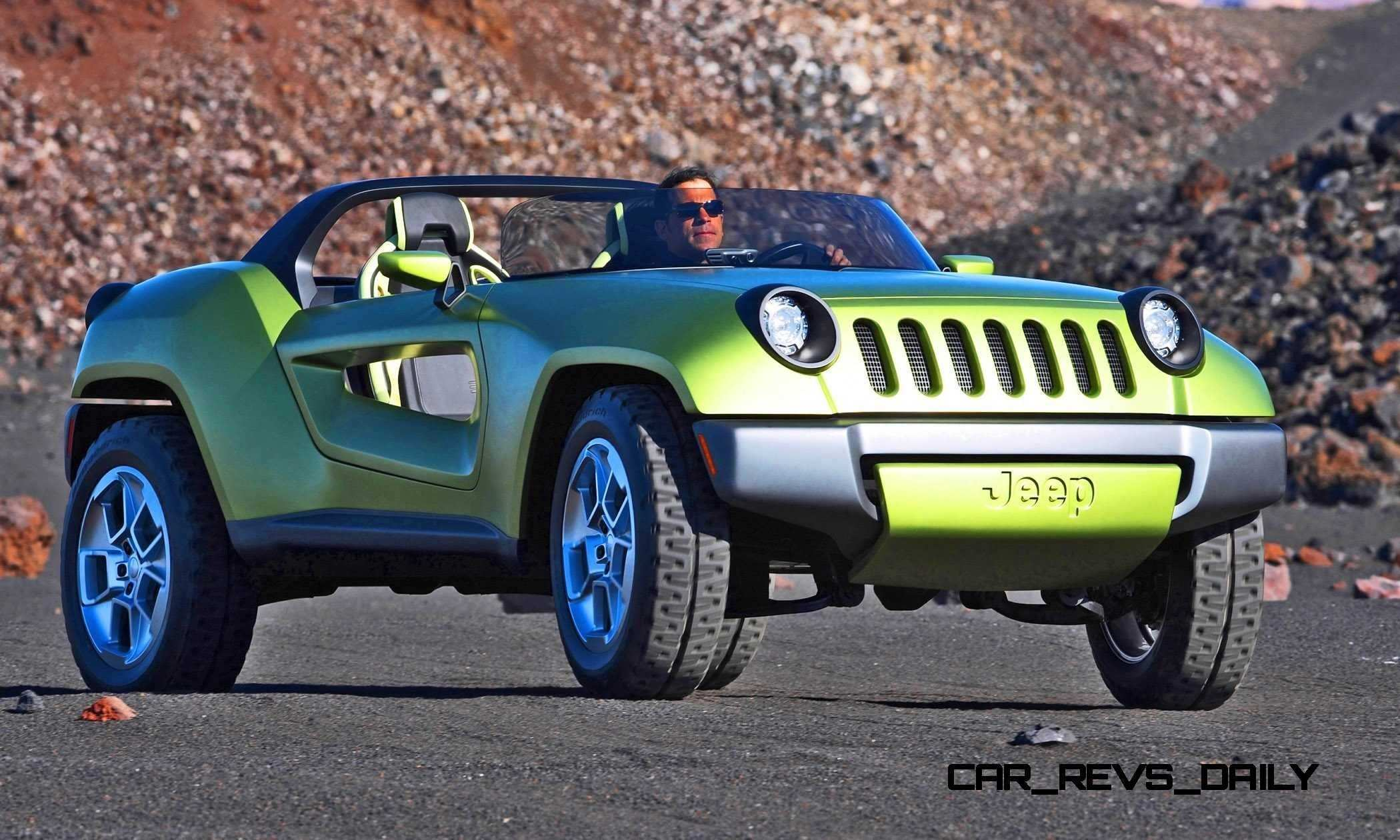 47 Best 2020 Jeep Renegade Concept