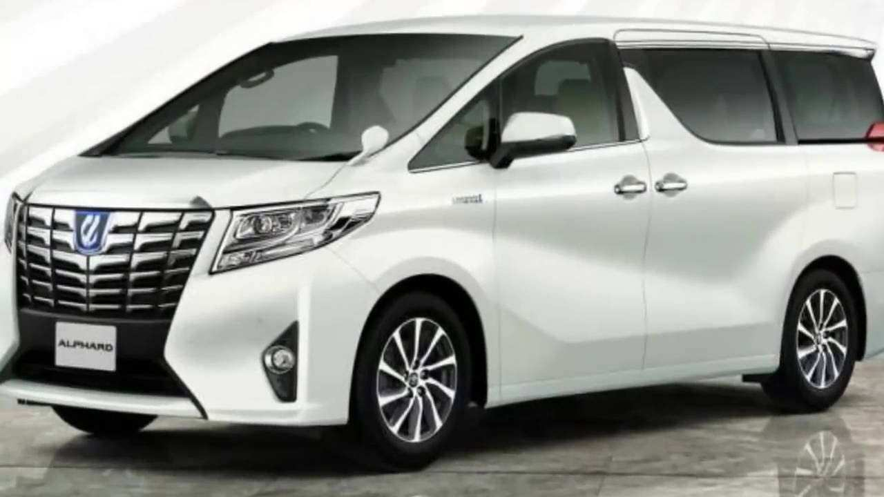 47 Best 2020 Toyota Alphard Pictures