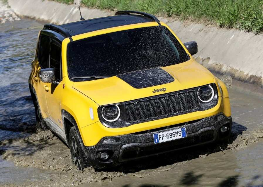 47 Best Jeep Renegade Trailhawk 2020 Price And Review