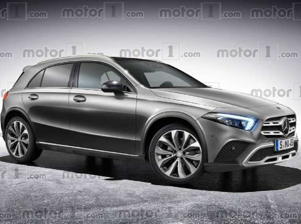 47 Best Mercedes 2019 Gla Rumors