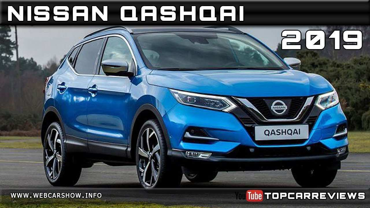 47 Best Nissan Qashqai 2019 Redesign And Concept