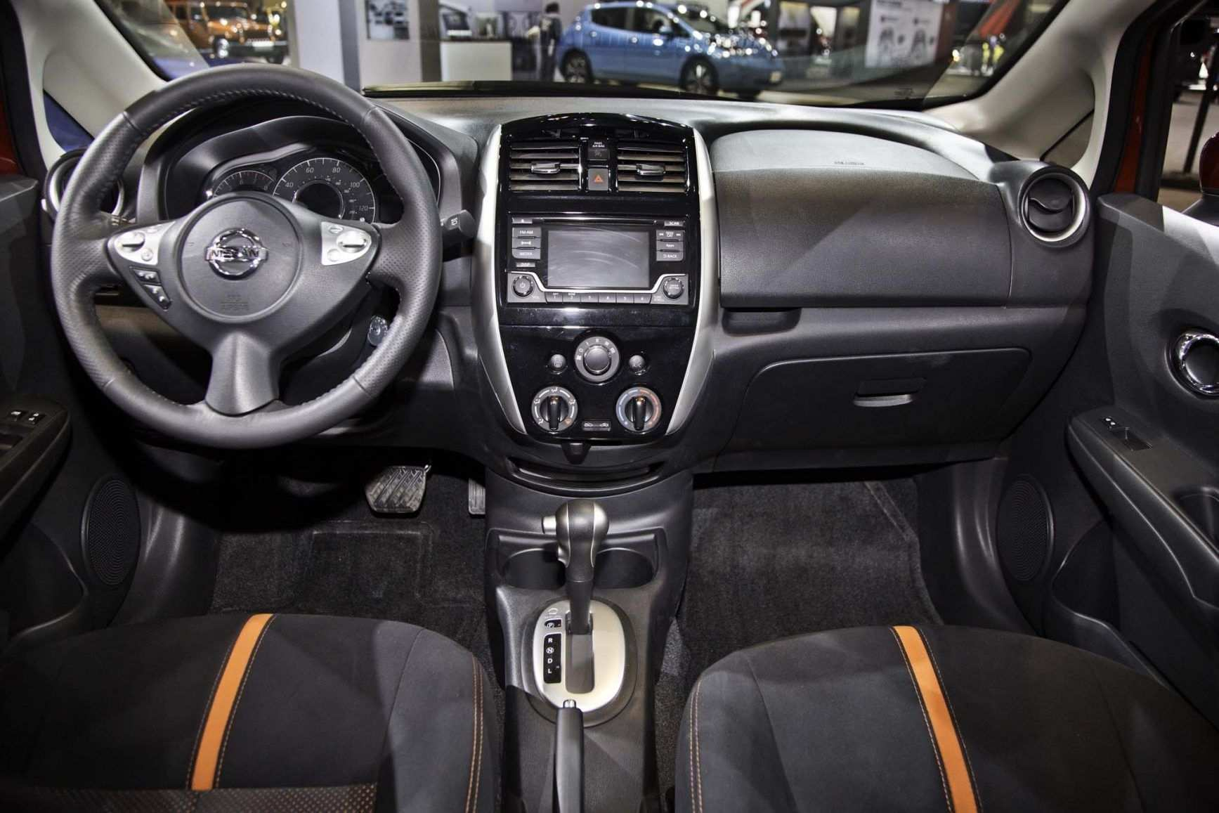 47 Best Nissan Versa 2019 Interior Configurations