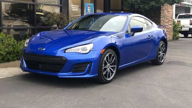 47 Best Subaru 2019 Brz Redesign And Concept