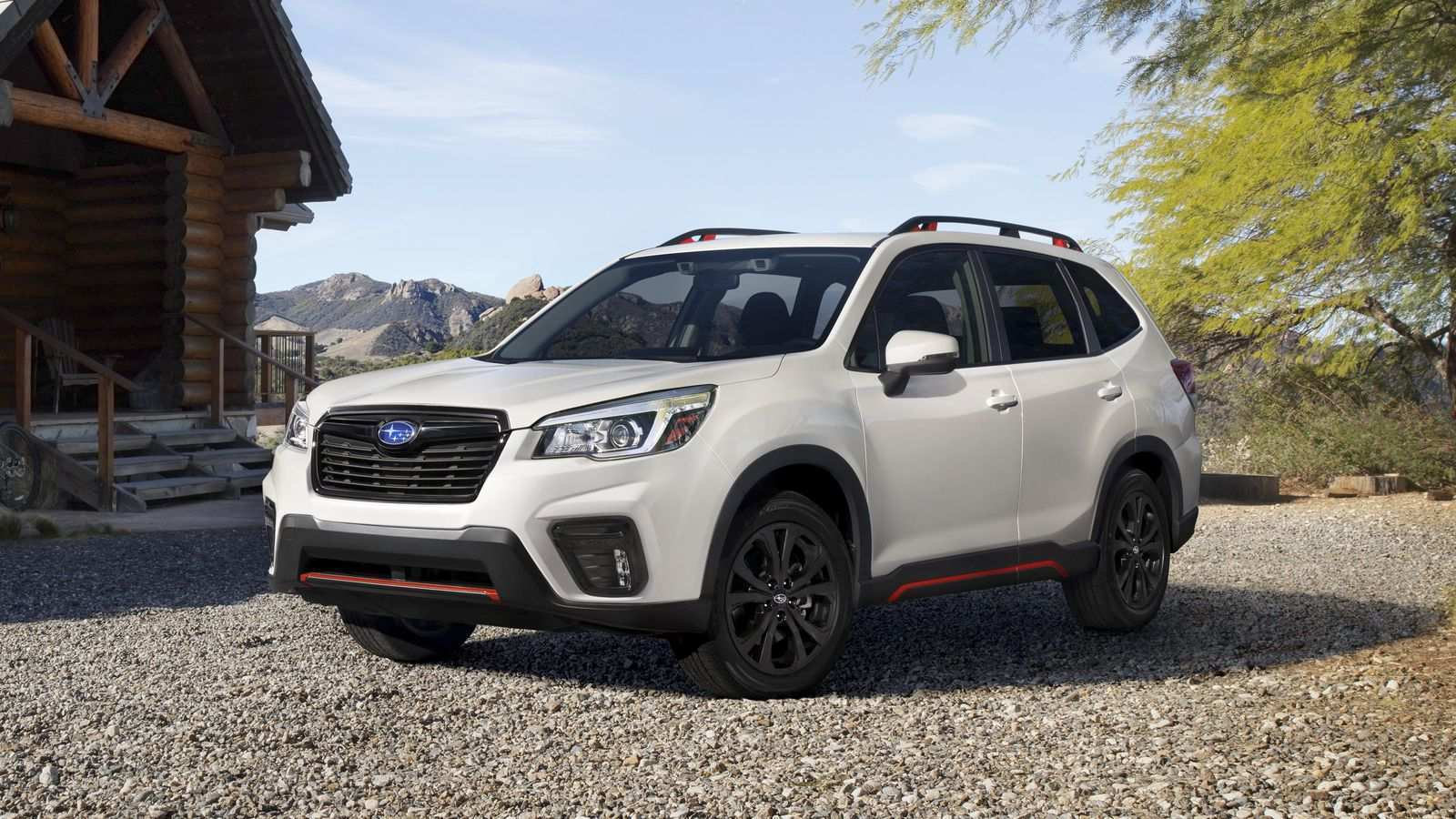 47 Best Subaru Sport 2019 Wallpaper