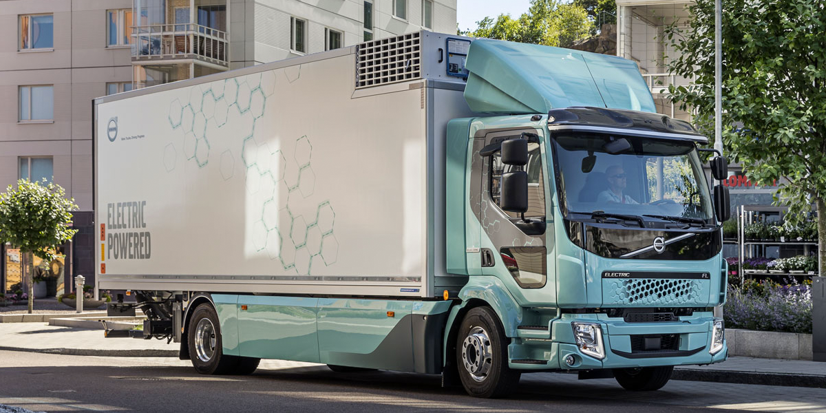 47 Best Volvo Electric Truck 2019 New Review