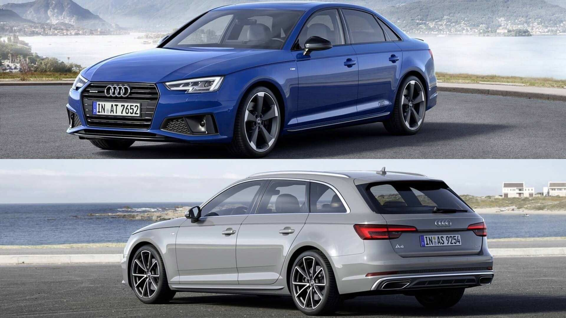 47 New 2019 Audi Rs4 Concept