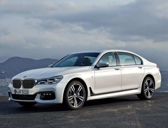 47 New 2019 BMW 7 Series Perfection New Performance