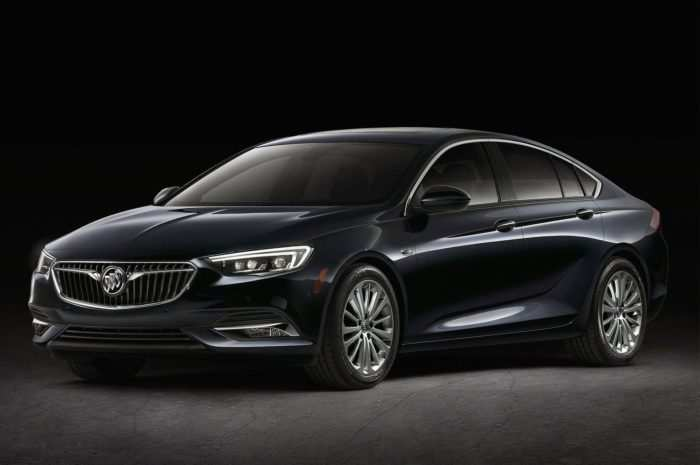 47 New 2019 Buick Park Avenue Redesign And Review