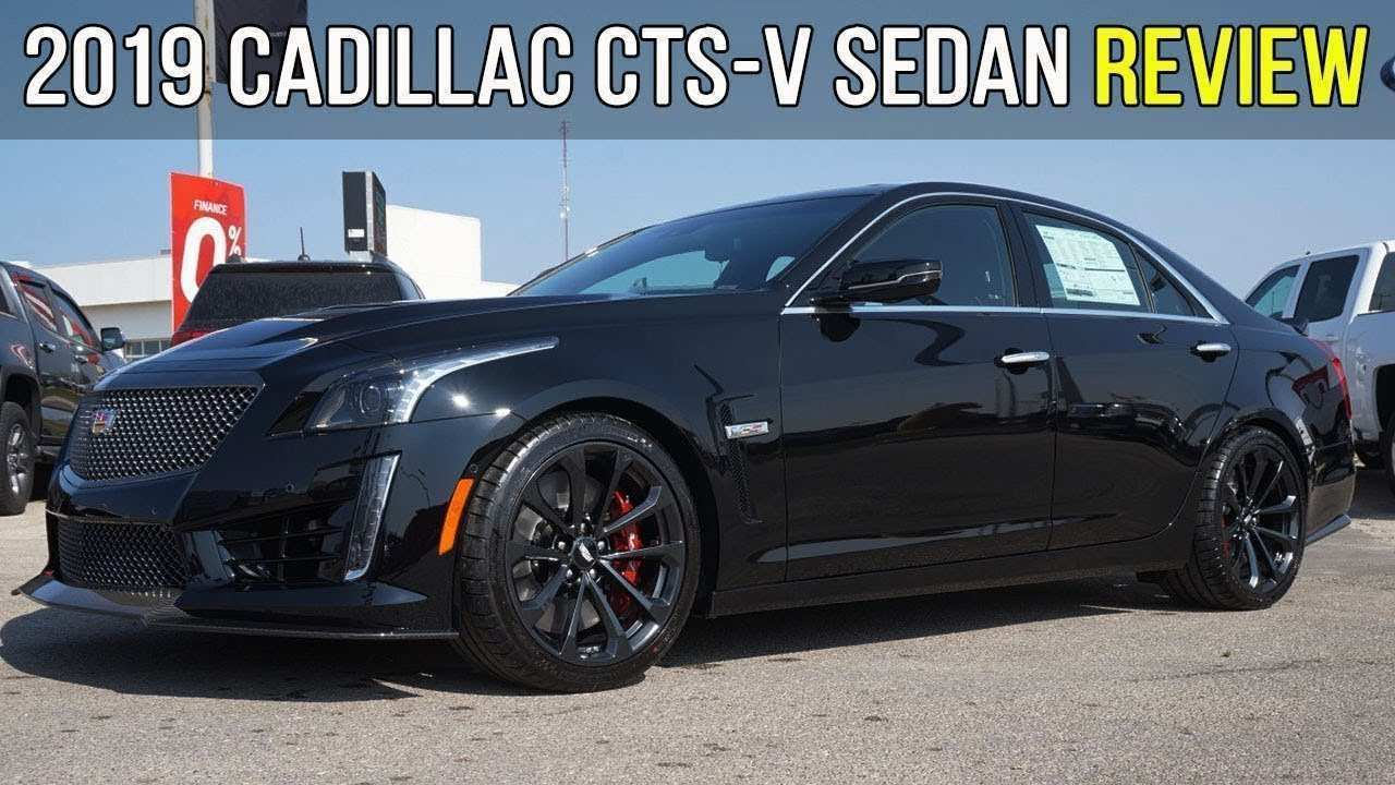 47 New 2019 Cadillac CTS V Speed Test