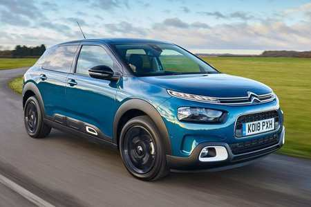 47 New 2019 Citroen C4 Release Date And Concept