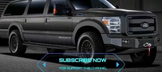 47 New 2019 Ford Excursion Diesel Review