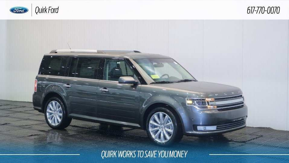 47 New 2019 Ford Flex Interior