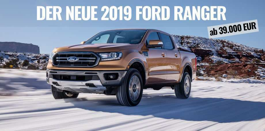 47 New 2019 Ford Ranger Usa Redesign