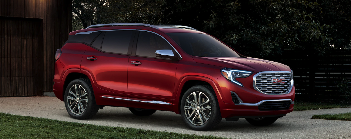 47 New 2019 GMC Terrain Price And Release Date