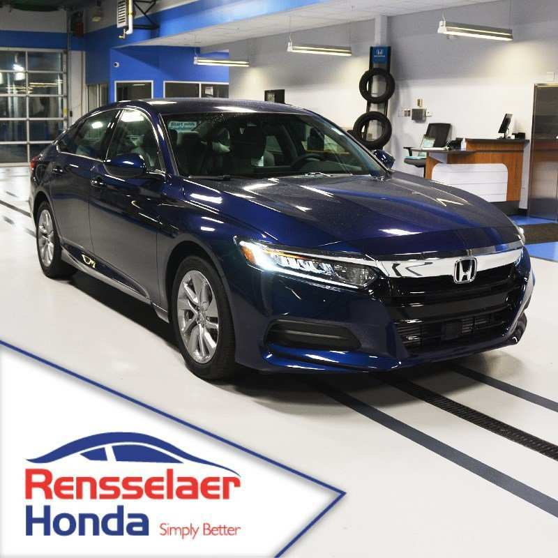 47 New 2019 Honda Accord Sedan Performance And New Engine
