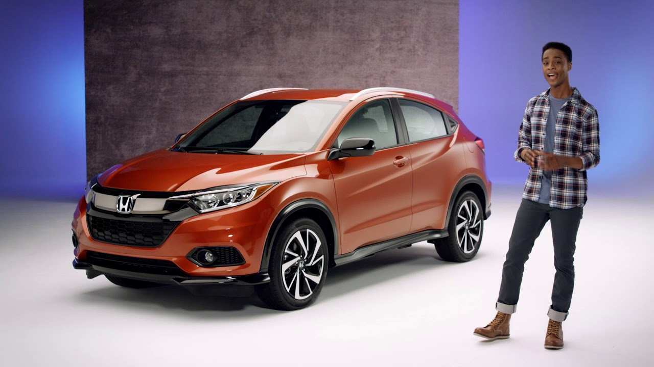 47 New 2019 Honda HR V Review