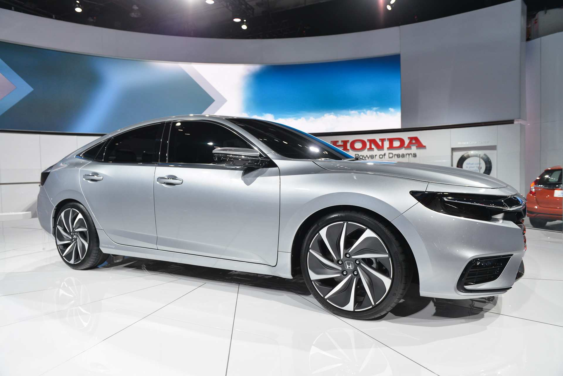 47 New 2019 Honda Insight Performance
