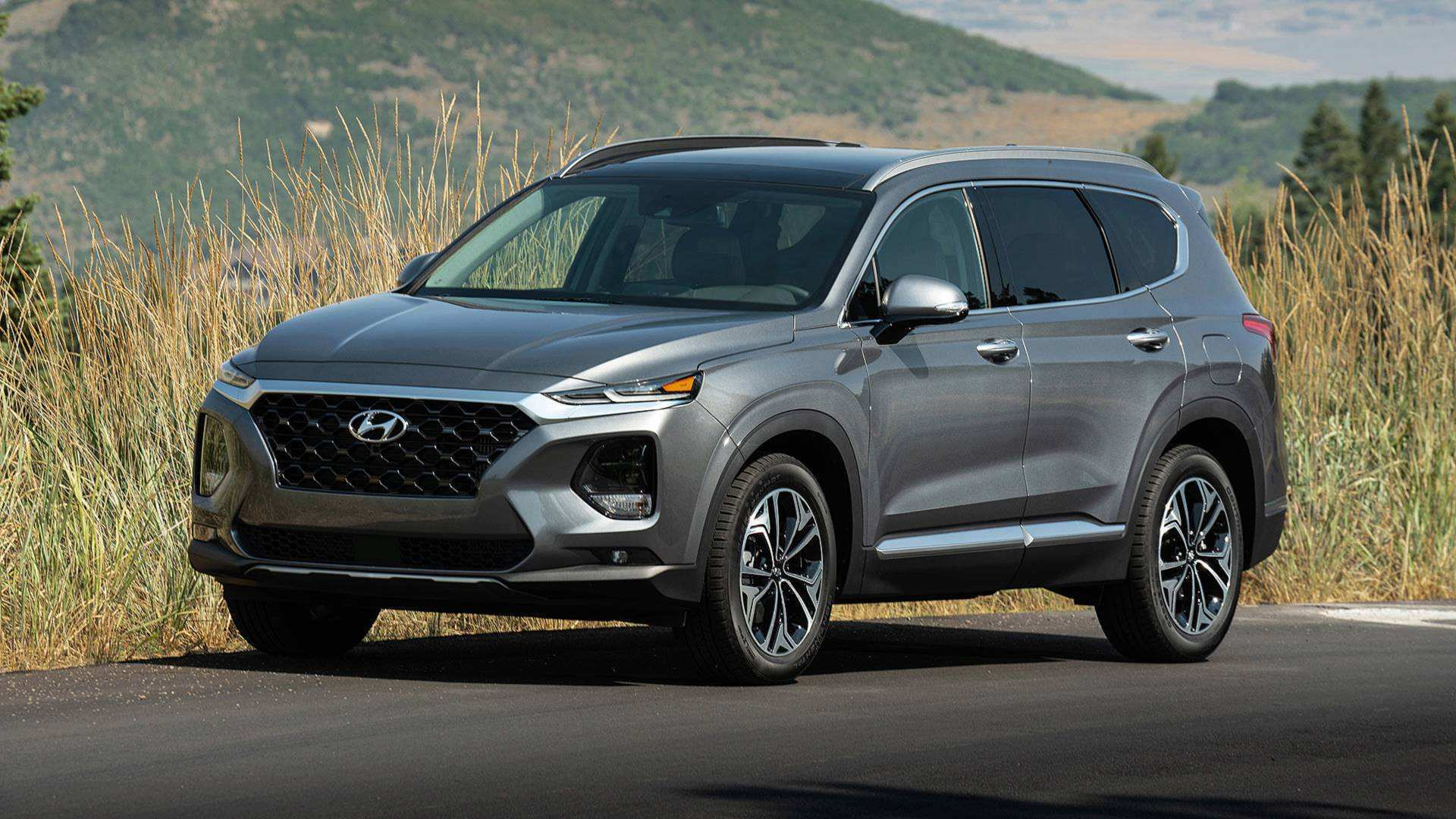 47 New 2019 Hyundai Santa Fe Redesign