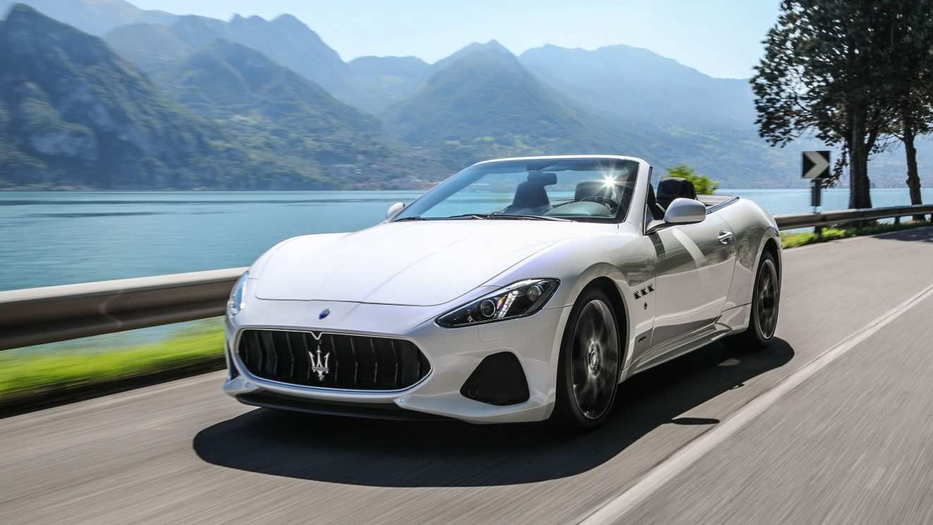 47 New 2019 Maserati Alfieris Overview
