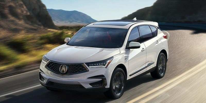 47 New 2020 Acura MDX Hybrid Research New