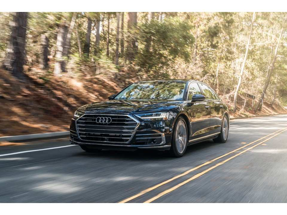47 New 2020 Audi A8 L In Usa New Concept
