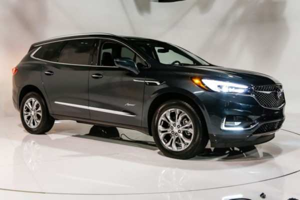 47 New 2020 Buick Enclave Specs New Concept