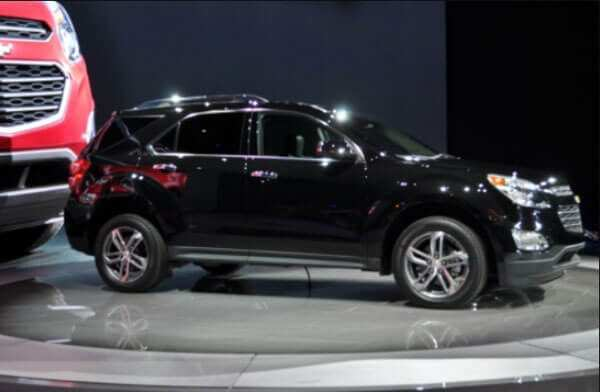 47 New 2020 Chevrolet Equinox Performance And New Engine