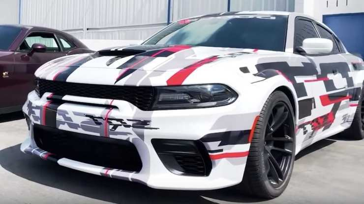 47 New 2020 Dodge Challenger Srt Model