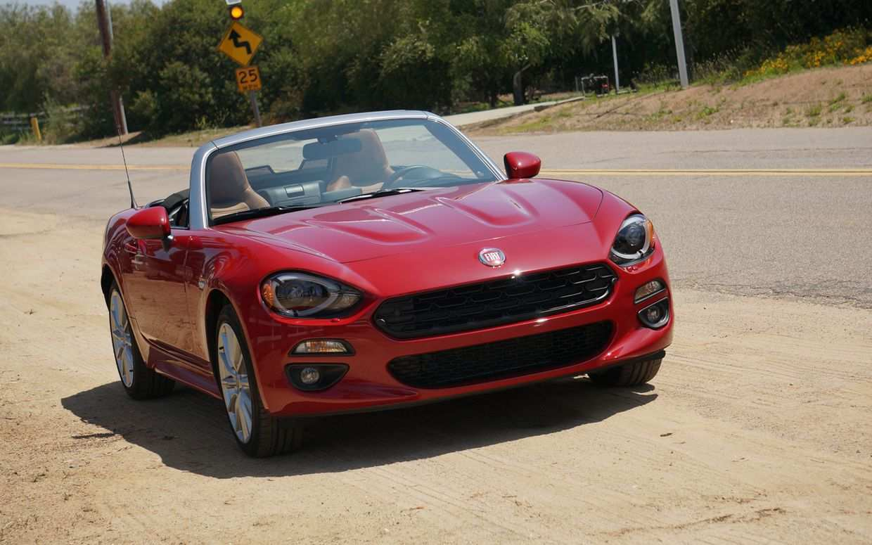 47 New 2020 Fiat Spider Reviews