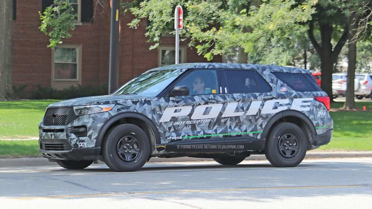 47 New 2020 Ford Explorer Jalopnik Wallpaper
