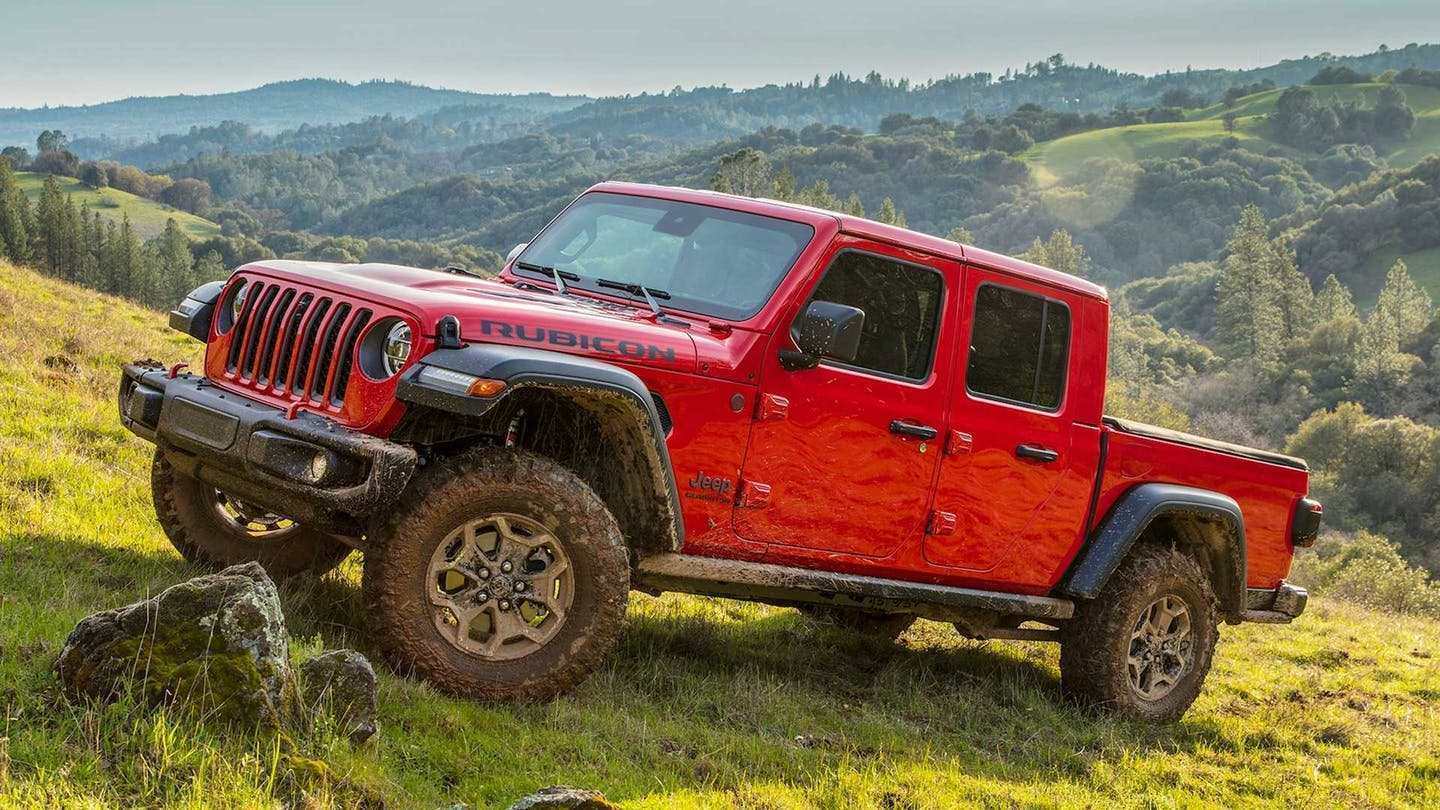 47 New 2020 Jeep Gladiator Interior