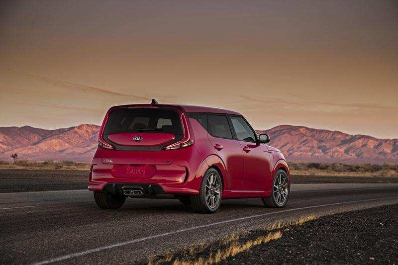 47 New 2020 Kia Soul Gt Specs Engine