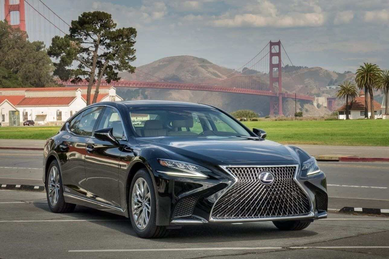 47 New 2020 Lexus Ls 460 New Concept
