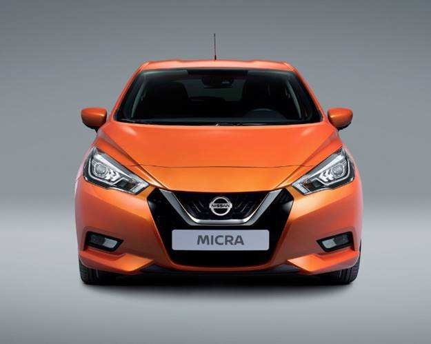 47 New 2020 Nissan Micra Exterior