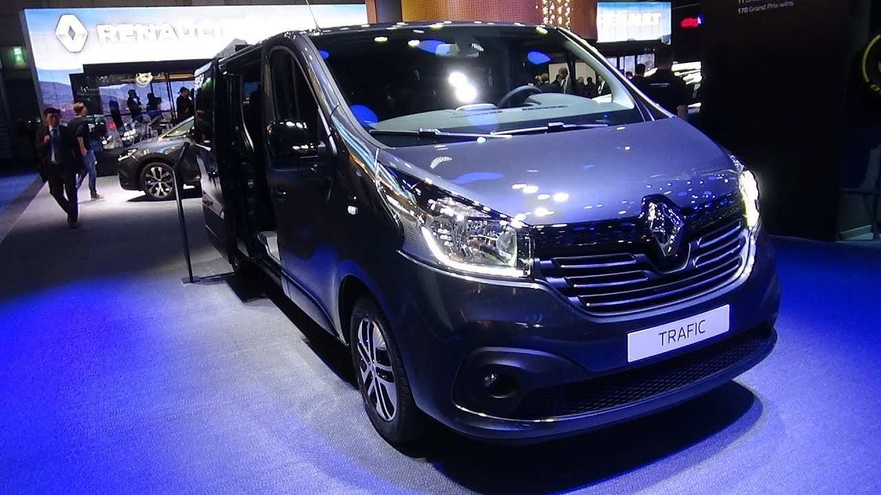47 New 2020 Renault Trafic Reviews
