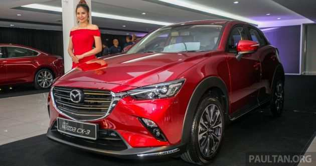 47 New All New Mazda Cx 3 2020 Engine