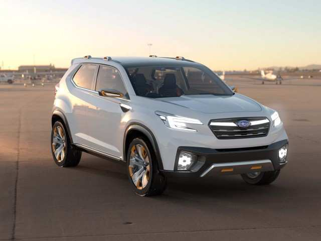 47 New Next Generation Subaru Forester 2019 Spesification