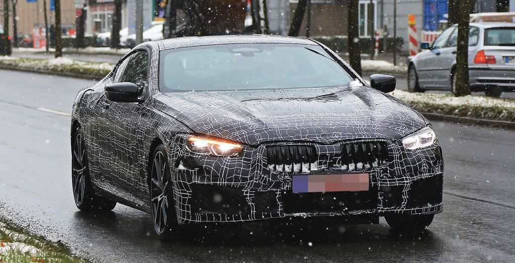 47 New Spy Shots BMW 3 Series Model