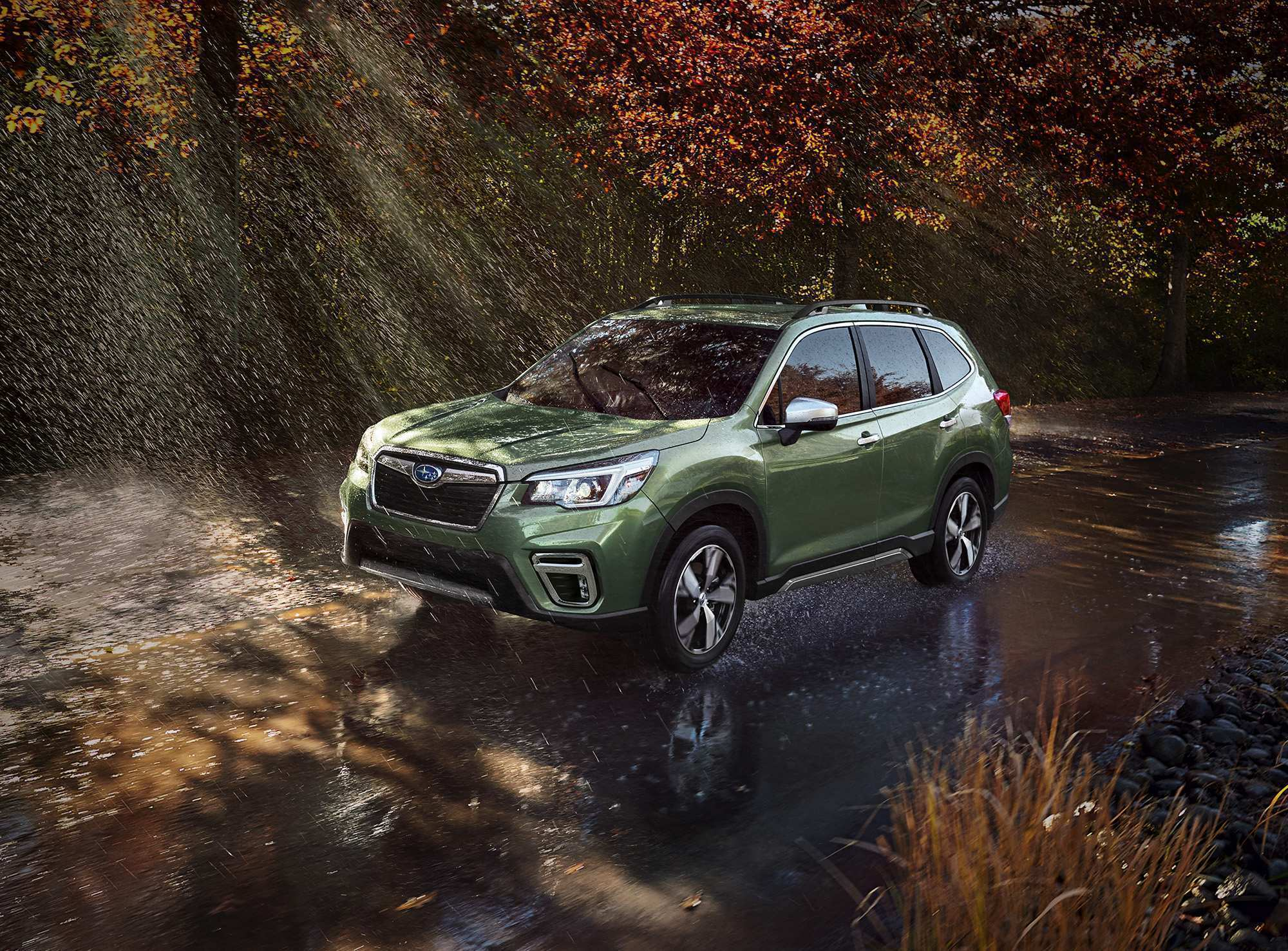 47 New Subaru Forester 2019 Ground Clearance Concept