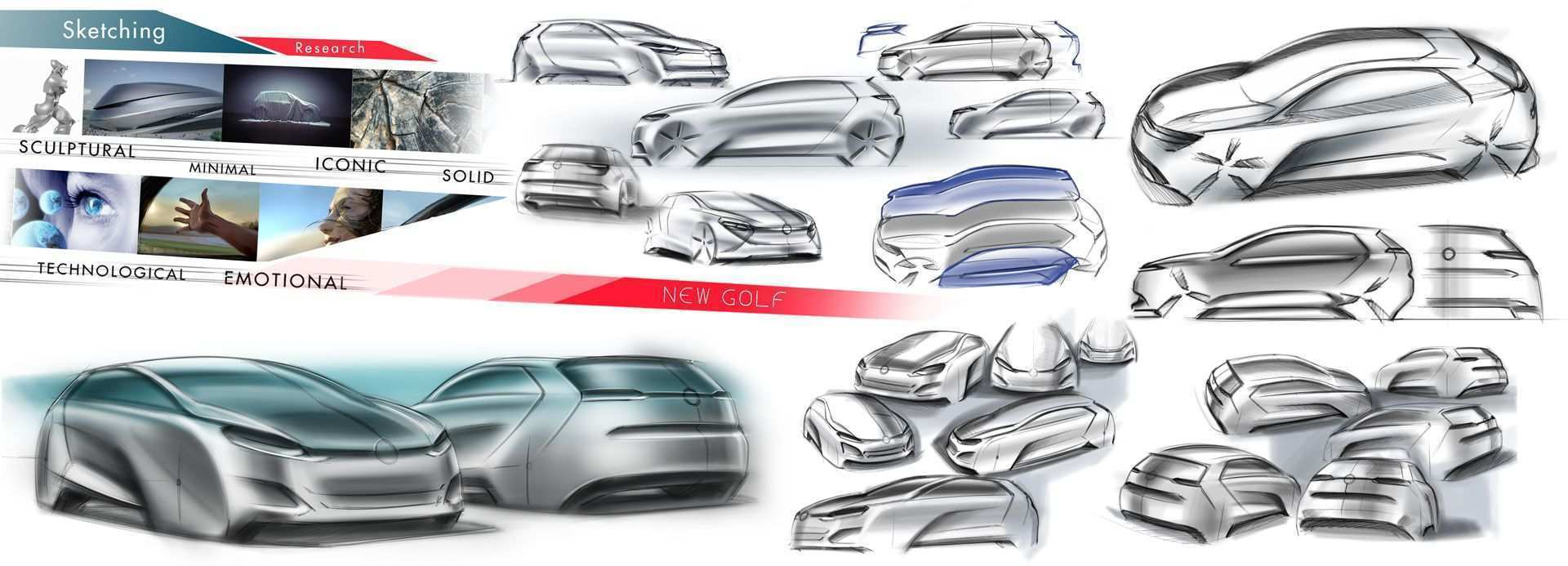 47 New Volkswagen Vision 2020 Redesign And Concept