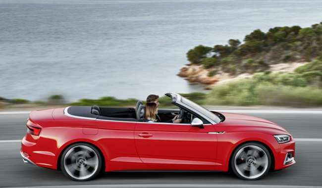 47 The 2019 Audi S5 Cabriolet Review