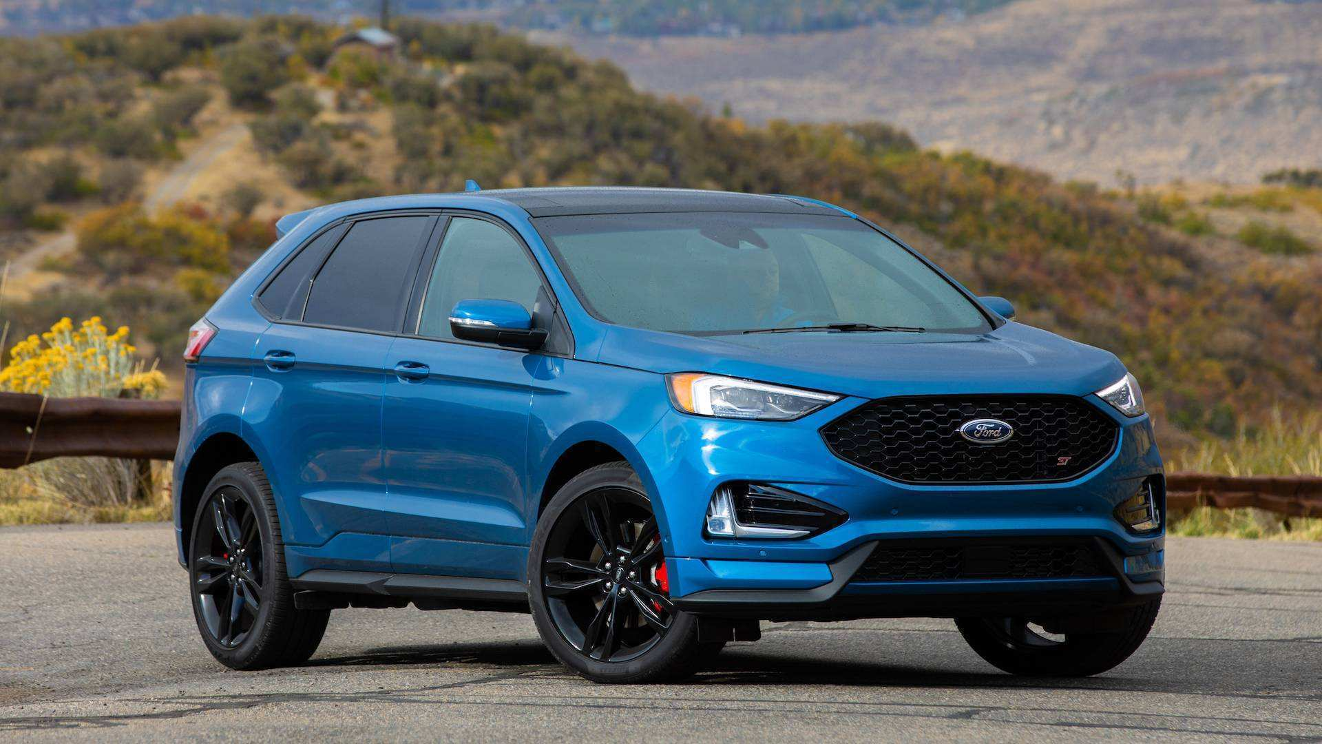 47 The 2019 Ford Edge Release Date and Concept