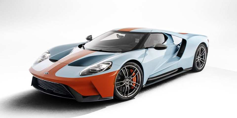 47 The 2019 Ford Gt Supercar Price Design And Review