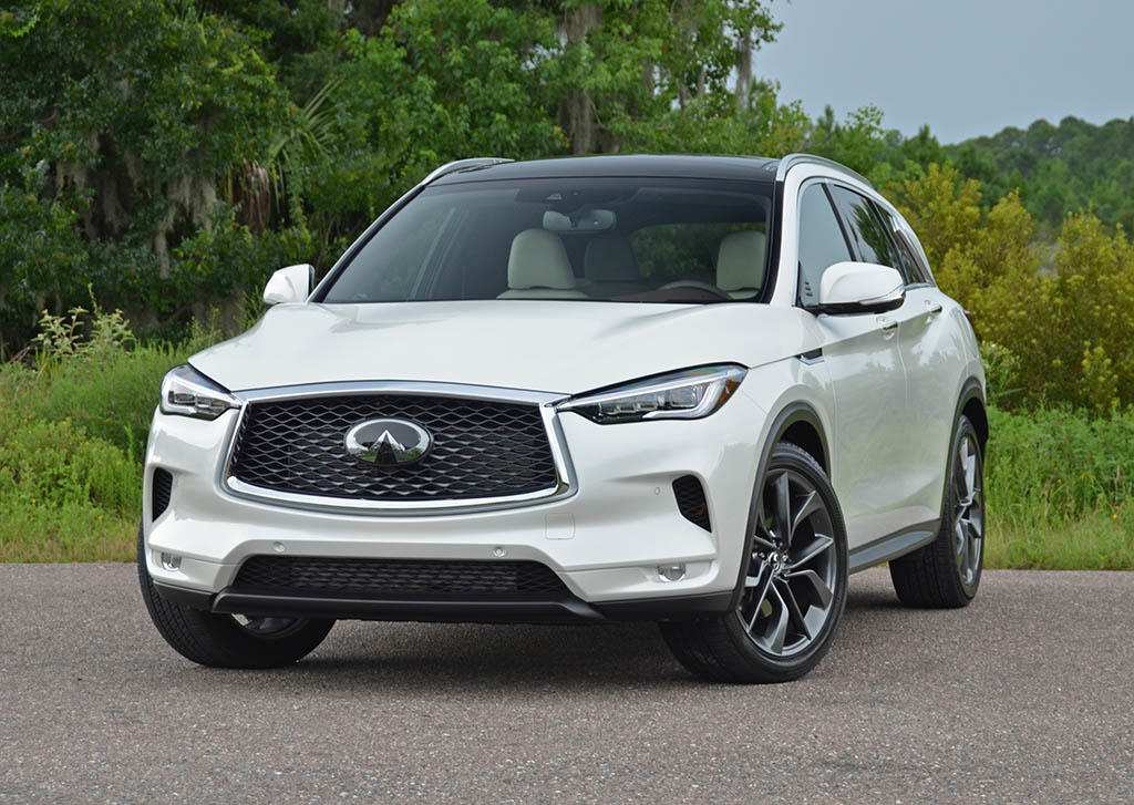 47 The 2019 Infiniti G70 Overview