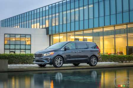 47 The 2019 Kia Sedona Brochure Exterior And Interior