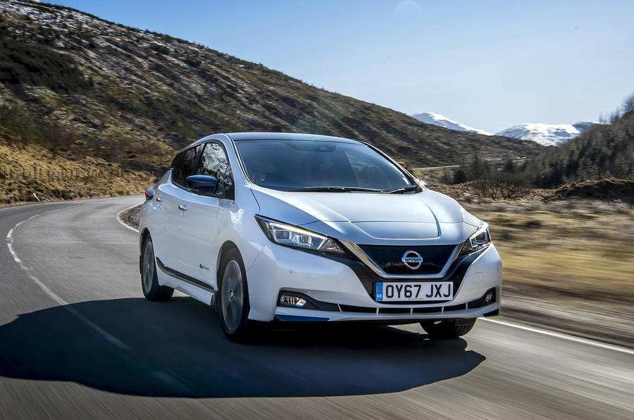47 The 2019 Nissan Leaf Review Photos