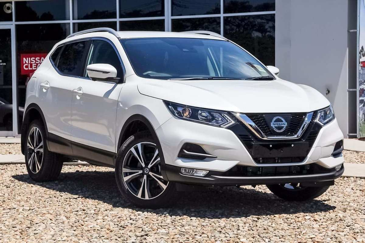 47 The 2019 Nissan Qashqai Model