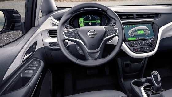 47 The 2019 Opel Ampera Exterior And Interior